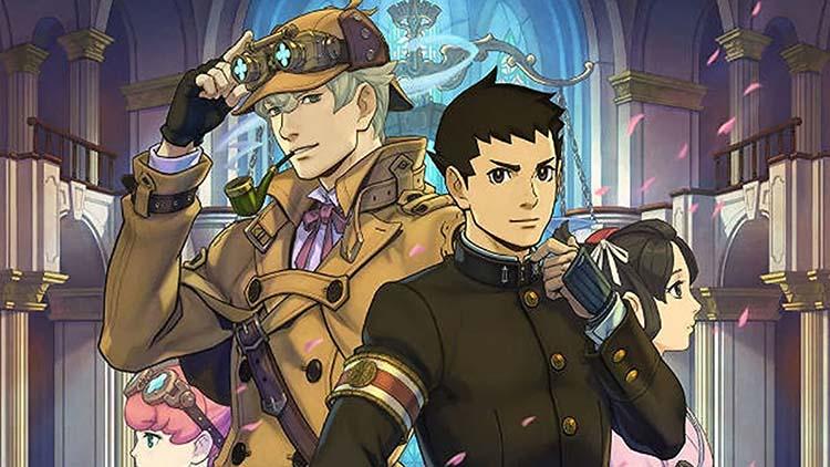 Fecha de lanzamiento de The Great Ace Attorney Chronicles