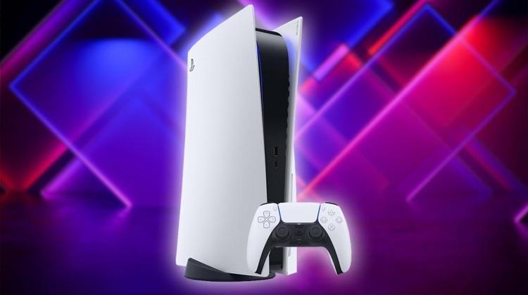primera actualización de PlayStation 5