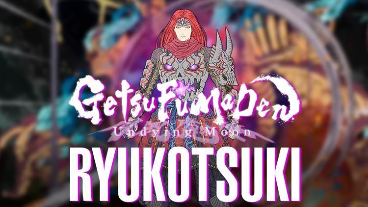 Getsu Fuma Den Undiying Moon Ryukotsuki