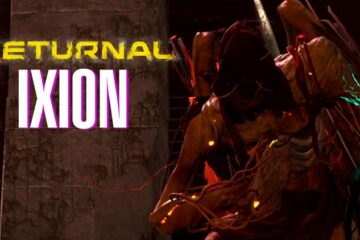 RETURNAL - Enfrentamiento contra IXION, segundo jefe del juego - PlayStation 5