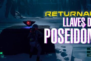 Returnal llaves de Poseidon