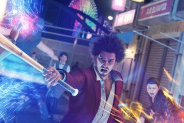Yakuza sigue siendo RPG