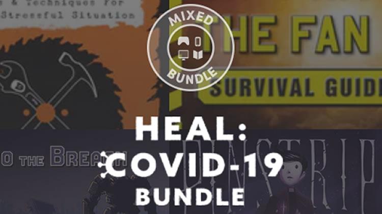 humble bundle benefico por el covid