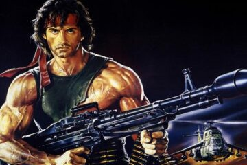 Rambo en Call of Duty: Warzone