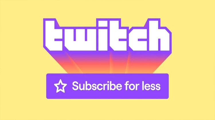 suscripciones de Twitch bajarán de precio