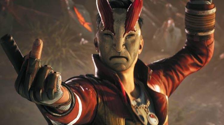 gameplay gore de Shadow Warrior 3