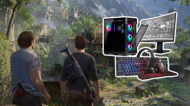 Uncharted 4 en PC