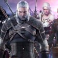 material de The Witcher
