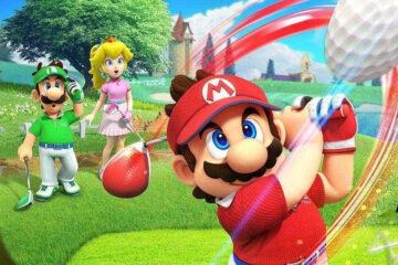 tráiler de Mario Golf: Super Rush