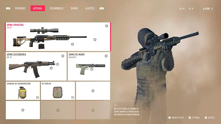 Análisis de Sniper Ghost Warrior Contracts 2 2