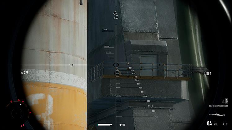 Análisis de Sniper Ghost Warrior Contracts 2 4