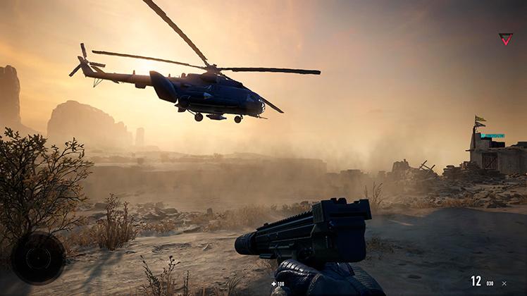 Análisis de Sniper Ghost Warrior Contracts 2 5