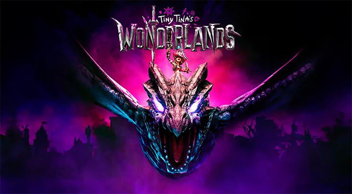 Anunciado Tiny Tina's Wonderlands para 2022
