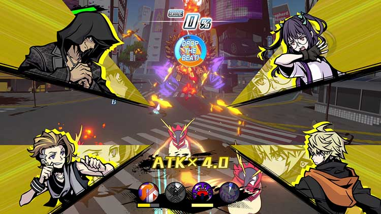 Impresiones de NEO: The World Ends With You 2