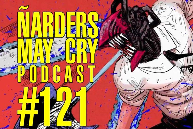 Ñarders May Cry 121 Chainsaw Man Anime