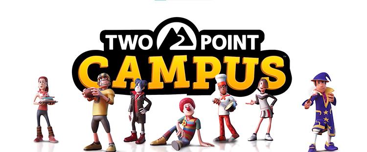 Two Point Campus es el nuevo juego del equipo de Two Point Hospital