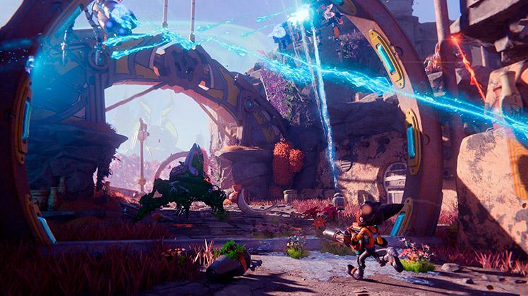 análisis de Ratchet & Clank Una dimensión aparte 2