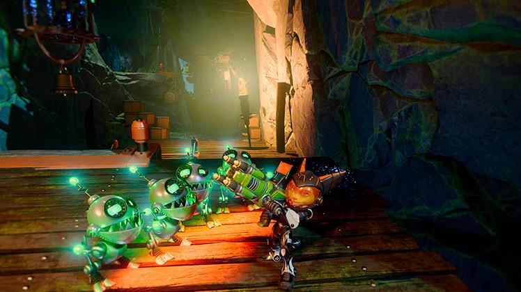 análisis de Ratchet & Clank Una dimensión aparte 3