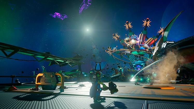 análisis de Ratchet & Clank Una dimensión aparte 4