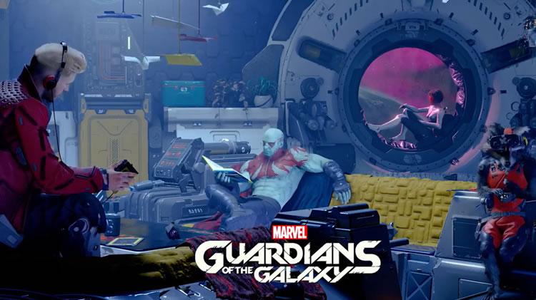 Anunciado Marvel's Guardians of the Galaxy