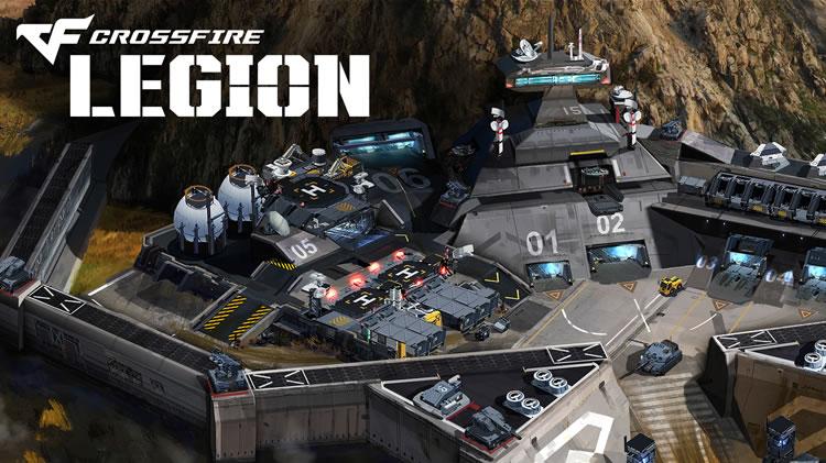 anuncio de crossfire legion