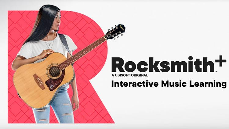 anuncio de rocksmith plus