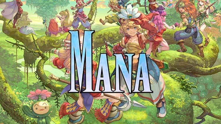 Anuncio del nuevo juego de la saga Mana