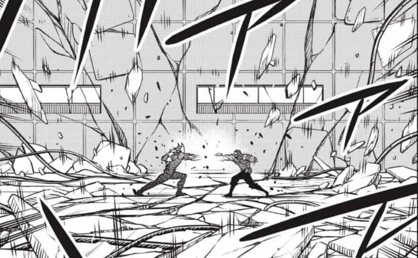 manga 8Kaijuu 36