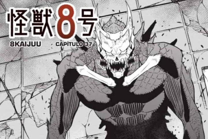 manga 8Kaijuu 37 en castellano y gratis
