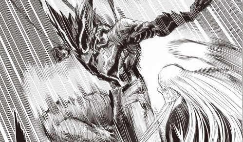 manga One Punch Man 191 gratis