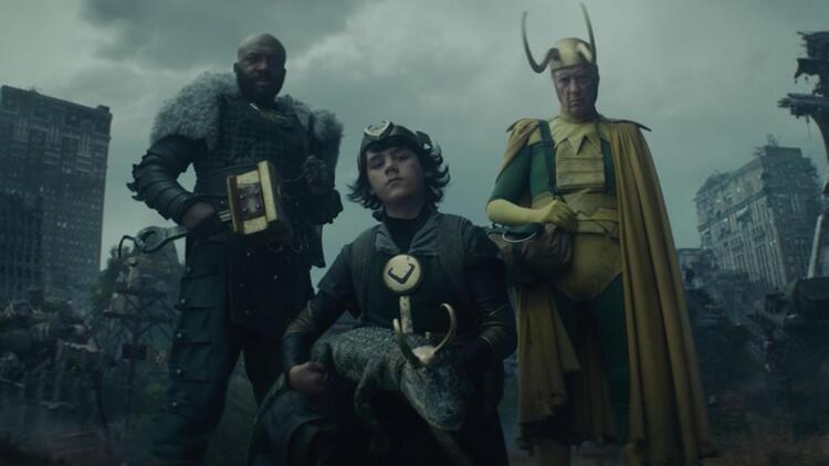 quién es quién escena postcréditos de Loki