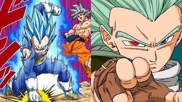 Primeras filtraciones del manga Dragon Ball Super 74 - SPOILERS