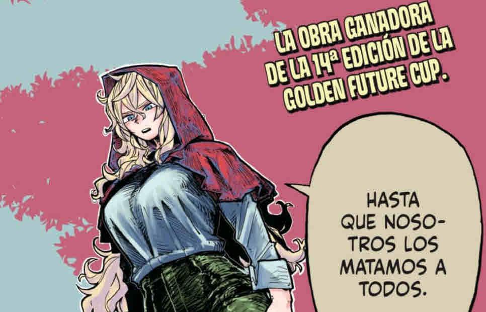 Manga Red Hood