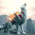 Okami en Monster Hunter Rise