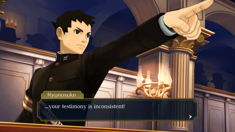 análisis de The Great Ace Attorney Chronicles naruhodo