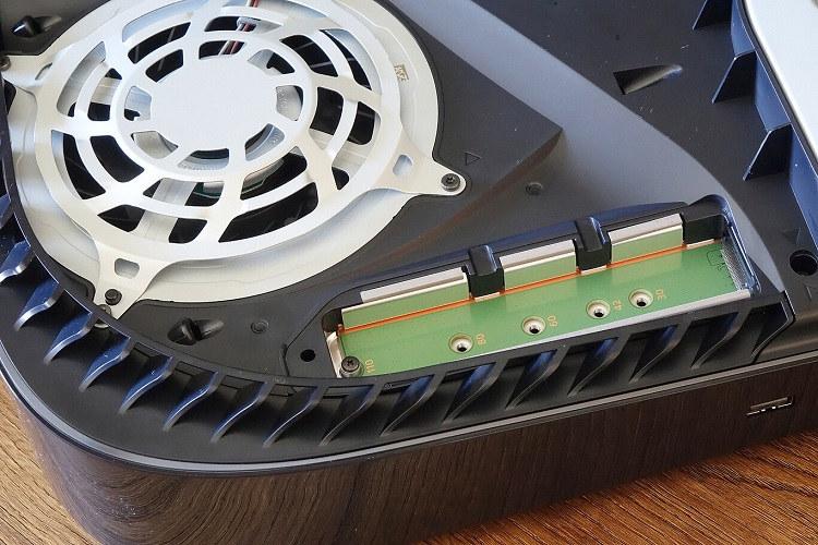 compatibilidad con SSD en PlayStation 5