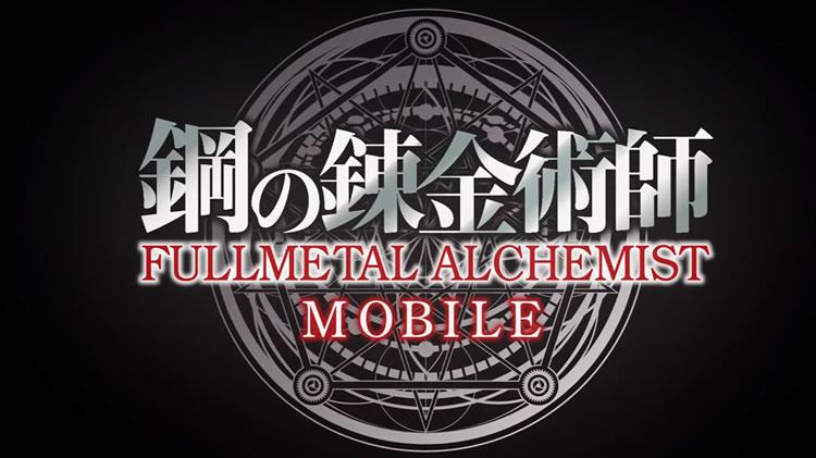 full metal alchemist mobile
