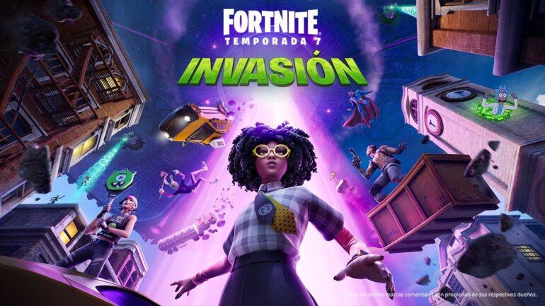 Desafíos y misiones Fortnite temporada 7 Semana 7
