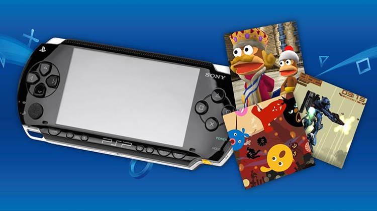 comprando juegos de PSP