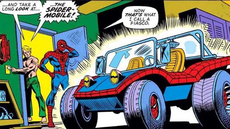 Curiosidades de Spider-Man 6