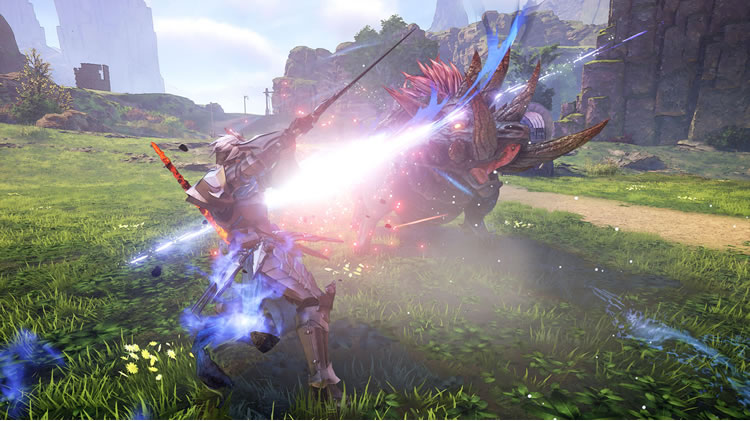 tales of arise combate